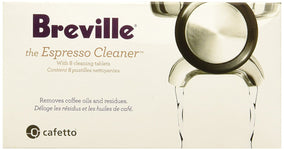 Breville Espresso Machine Cleaning Tablets 8-pack