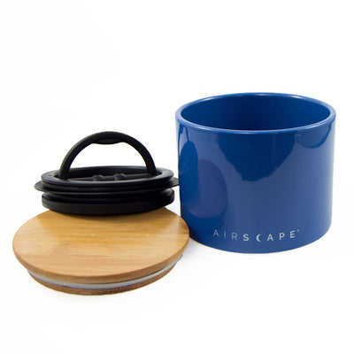 Planetary Designs Airscape Ceramic 32oz Coffee Bean Canister - 4 Colours