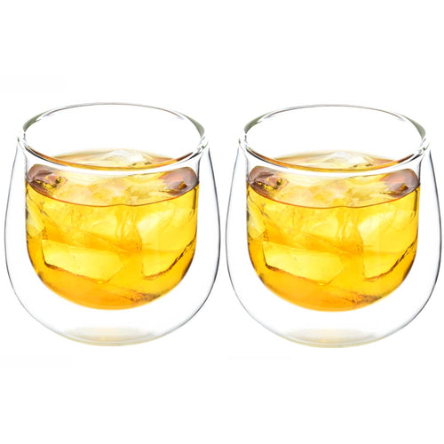 Grosche Fresno Double Walled Glasses - 270 ml