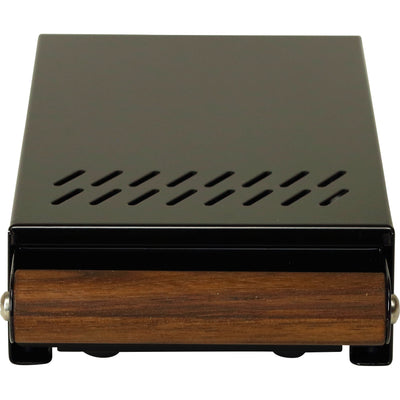 The Coffee Knock Drawer Company - Grounds Cub Pro Knock Box (Drawer) - Black