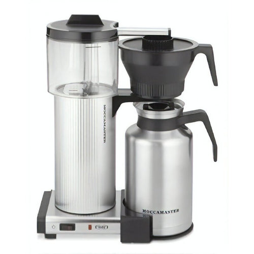 Technivorm Moccamaster 39340 CDT Grand - Brushed Silver