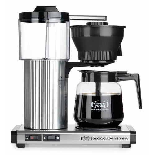 Technivorm Moccamaster 39730 CD Grand - Brushed Silver