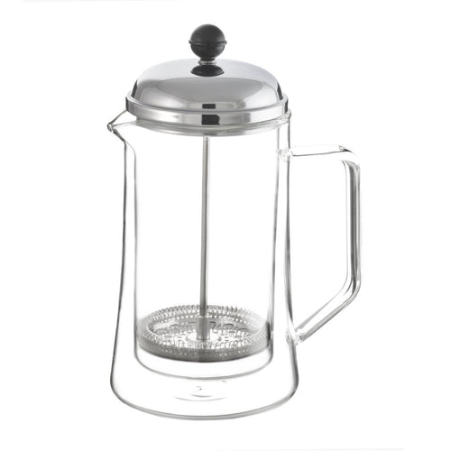 Grosche Stanford Double Walled Glass French Press