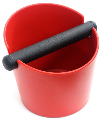 Accessories - Cafelat Knockbox Large Tubbi - Red