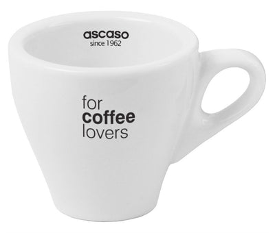 Accessories,Espresso Machines - Ascaso Cappuccino Cups - Set Of 6