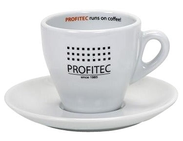 Accessories,Espresso Machines - Profitec Cappuccino Cups - Set Of 6