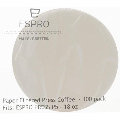 Accessories - Espro P5 French Press Replacement Filter - 2 Sizes
