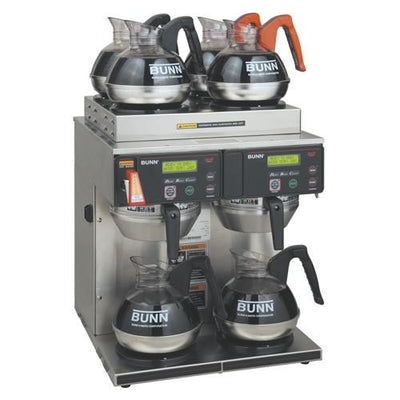 Coffee Brewers - Bunn Axiom 4/2 Twin