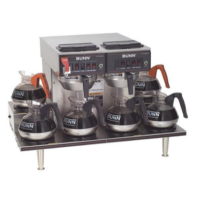 Coffee Brewers - Bunn CWTF 0/6 Twin