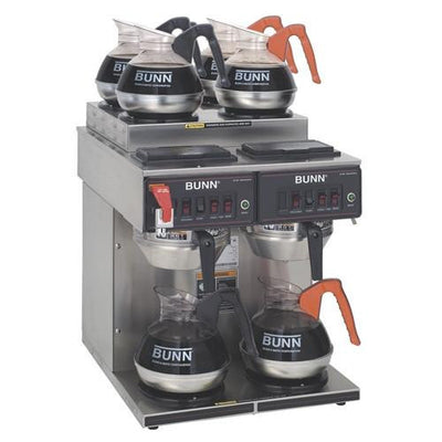 Coffee Brewers - Bunn CWTF 4/2 Twin