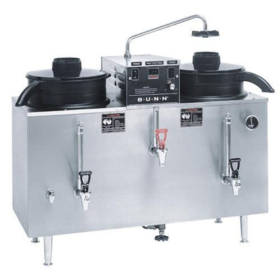 Coffee Brewers - Bunn U3 Twin Coffee Urn