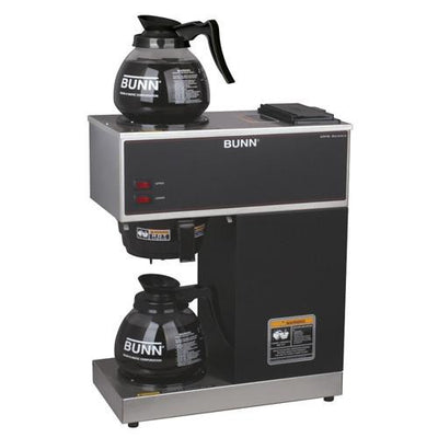 Coffee Brewers - Bunn VPR With Glass Decanters