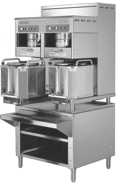 Coffee Brewers - Fetco CBS-72A Coffee Brewer