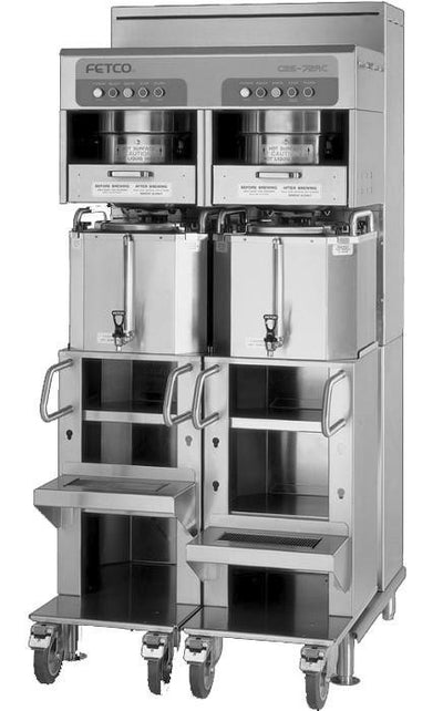 Coffee Brewers - Fetco CBS-72AC Coffee Brewer