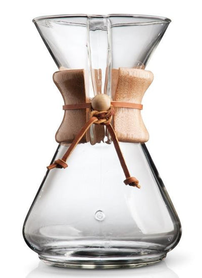 Coffee Makers - Chemex CM-10A - 10 Cup Coffeemaker