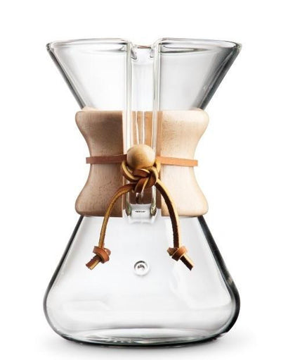 Coffee Makers - Chemex CM-2 - 5 Cup Handblown Coffeemaker