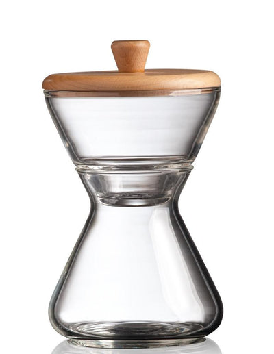 Coffee Makers - Chemex Handblown Cream & Sugar Set