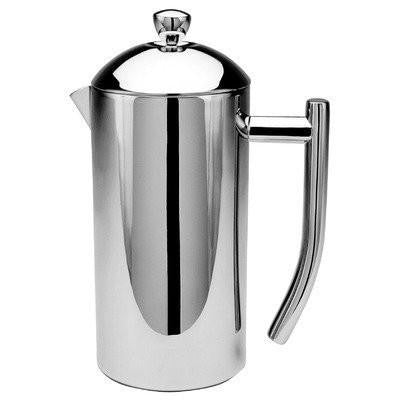 Coffee Makers - Frieling Ultimo All Stainless Steel French Press - 44oz