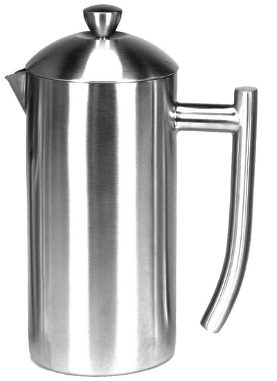 Coffee Makers - Frieling Ultimo All Stainless Steel French Press - 44oz - Brushed