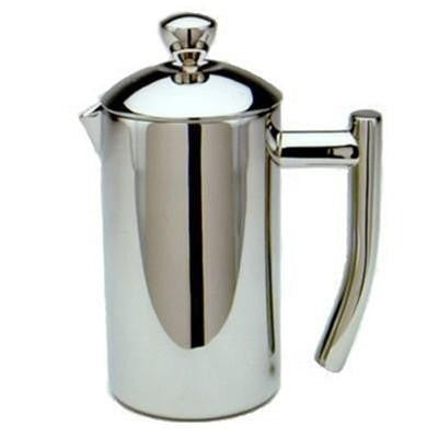 Coffee Makers - Frieling Ultimo All Stainless Steel French Press - 8oz