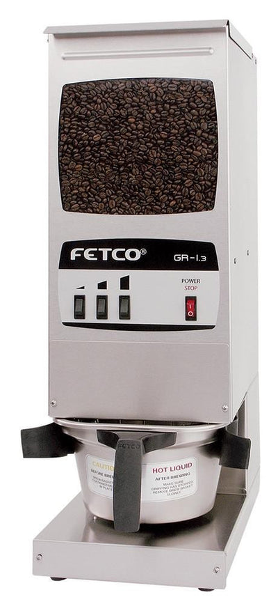 Commercial Grinders - Fetco GR-1.3 Coffee Grinder