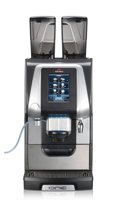 Espresso Machines - Egro One Touch Quick Milk