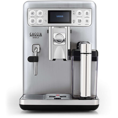 Espresso Machines - Gaggia Babila Super Automatic Espresso Machine