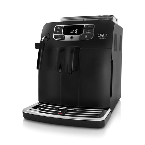 Gaggia Velasca Super Automatic Espresso Machine - Black