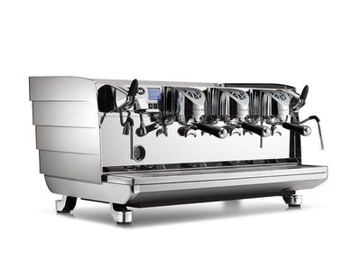 Espresso Machines - Victoria Arduino VA 358 White Eagle T3 Volumetric - 3 Group