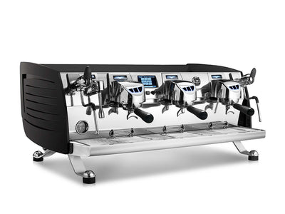Espresso Machines - Victoria Arduino VA 388 Black Eagle T3 Gravitech - 3 Group