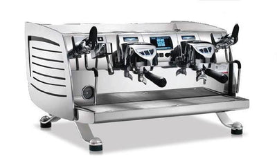 Espresso Machines - Victoria Arduino VA 388 Black Eagle T3 Volumetric - 2 Group