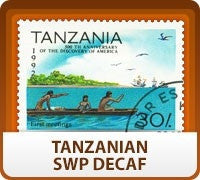 Fresh Coffee - Tanzanian SWP Decaf - 1lb