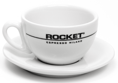 Rocket Cappuccino Cups