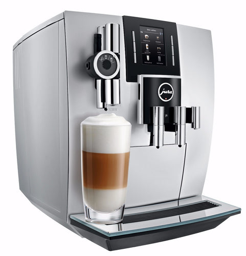 Jura J6 Super Automatic Espresso Machine