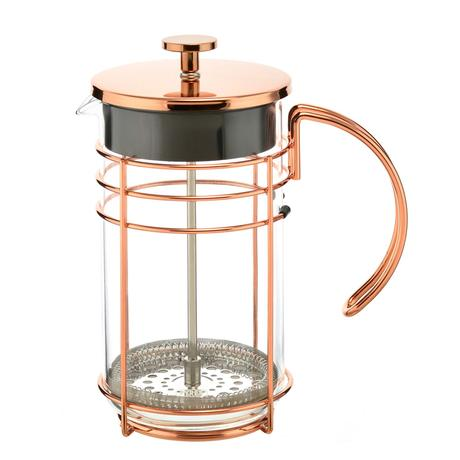 Grosche Madrid Rose Gold French Press - 34 oz