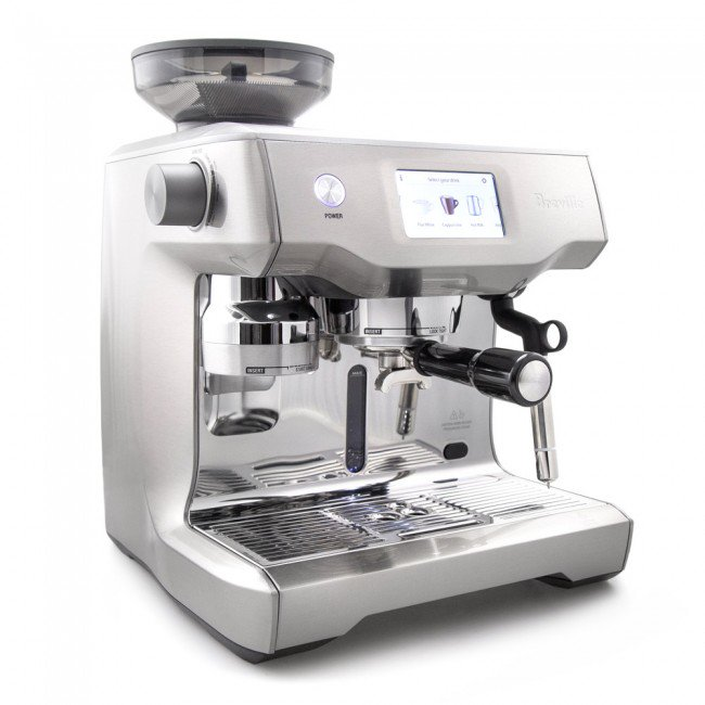 Breville Oracle Touch (BES990) - YouTube