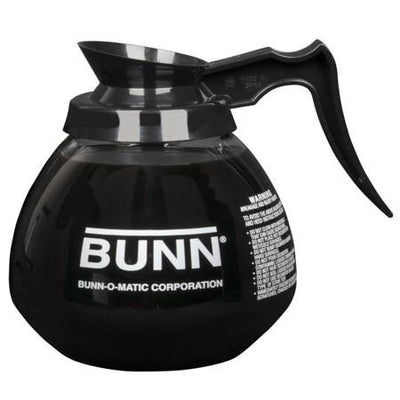 Other Equipment - Bunn Glass Coffee Decanter - 1.9L - Case Of 3 - 2 Colours