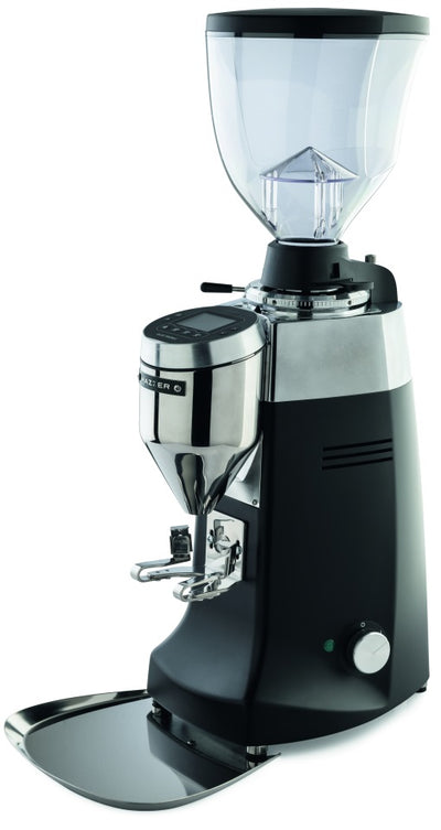 Mazzer Robur S Electronic Conical Burr Grinder - Black