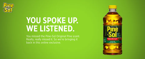 Pine-Sol Original Pine Six-Pack
