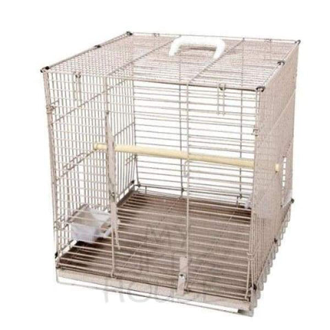"Folding 18"" x 19"" Travel Bird Cage Carrier"