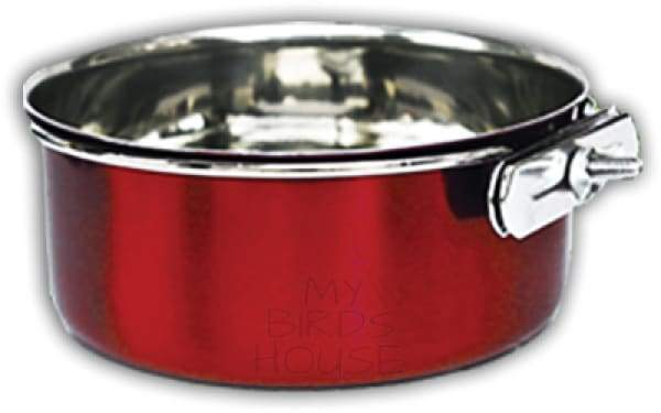 5 oz Coop Cup Bowl - Ruby Red