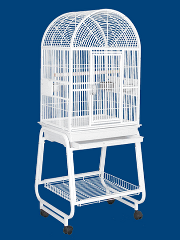 "HQ 22"" x 17"" Dome Top Bird Cage"