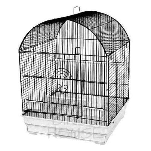 "A&E Cage Co. 18"" x 18"" Round Top Bird Cage"