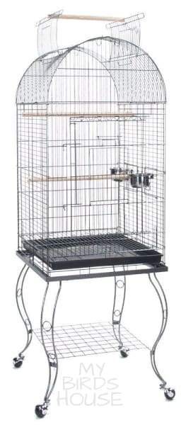"A&E Cage Co. 20"" x 20"" Economy Dome Top Bird Cage"