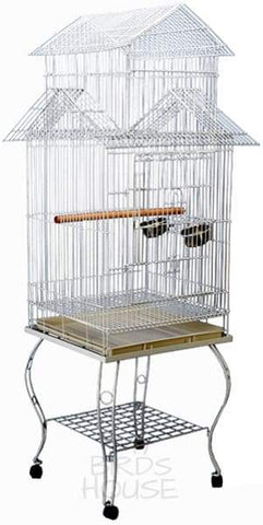 A&E Cage Co. 20 x 20 Economy House Top Bird Cage
