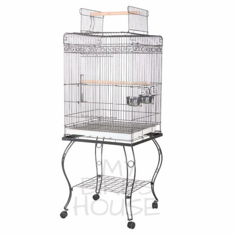 "A&E Cage Co. 20"" x 20"" Economy Play Top Bird Cage"