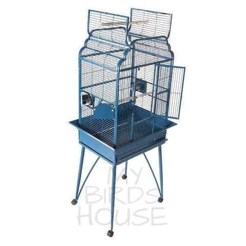 "A&E Cage Co. 22"" x 17"" Victorian Open Top Bird Cage"