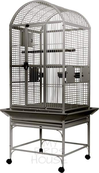 "A&E Cage Co. 24"" x 22"" Dome Top Bird Cage"