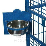 "A&E Cage Co. 24"" x 22"" Double Stack Bird Cage"