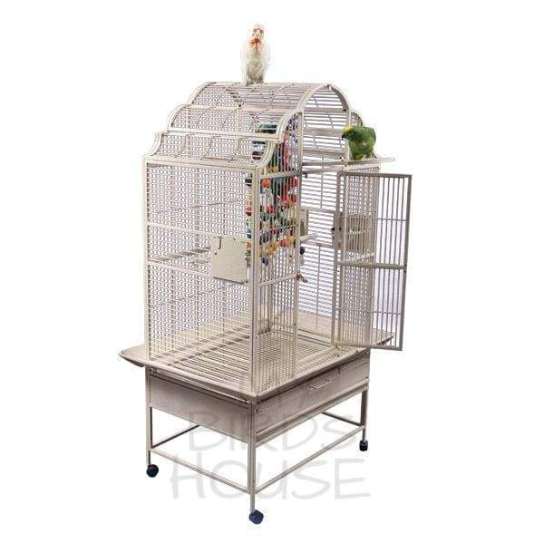 A&E Cage Co. Opening Victorian Top Bird Cage